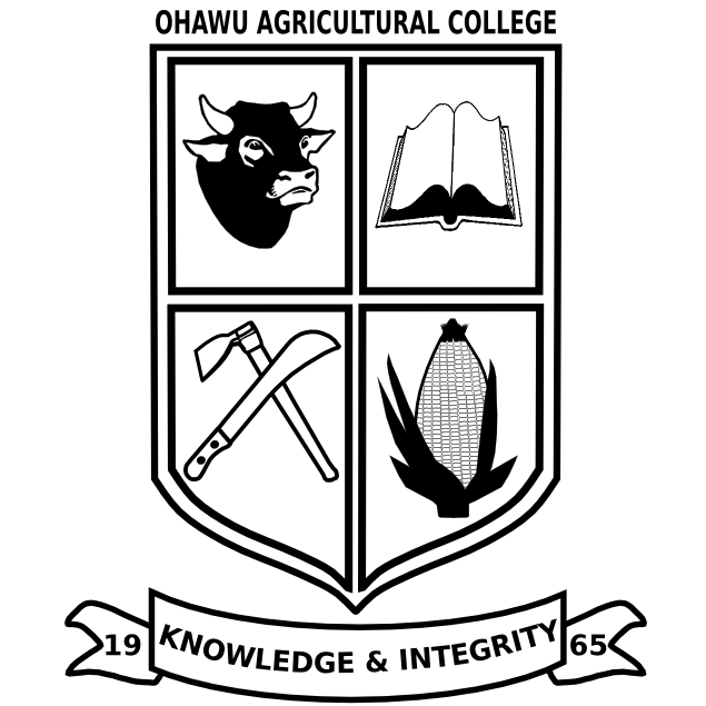 Ohawu Agric College Admission Details
